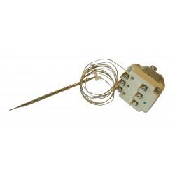 THOMSON ANT1425 Antenne interieure plate active 50DB TNT LTE Noire